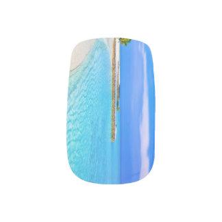 Oceaan - Landschap Minx Nail Folie