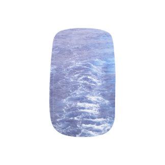 Oceaan Minx van Golven Spijkers Minx Nail Folie