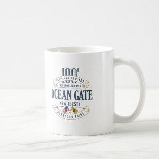 Oceaan Poort, de Mok van het Jubileum van New