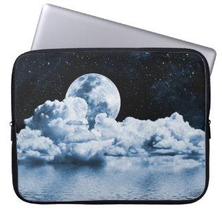 Oceaan RuimteLaptop van de Droom Sleeve Laptop Hoesjes