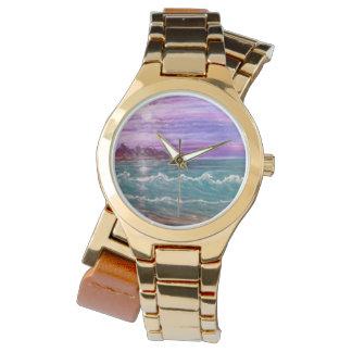 Oceaan Scape Horloges
