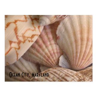 Oceaan Stad, het Briefkaart van Maryland