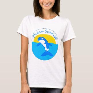 Oceaan Zonsopgang T Shirt