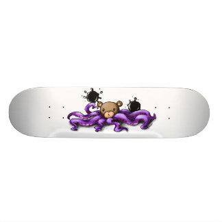 OctoBear Skateboard Deck