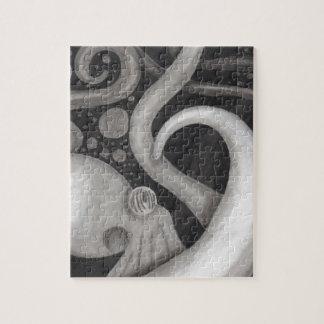 octopus in diep foto puzzels