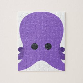 Octopuss Emoji Foto Puzzels