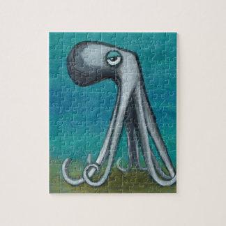 """""""Octosquid"""" _We allen kent Foto Puzzels"""