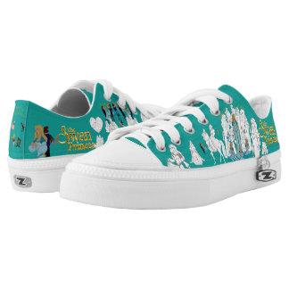 Odette & Derek Low Top Sketch Shoes van de Prinses
