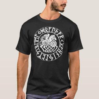 Odin op Sleipnir T Shirt