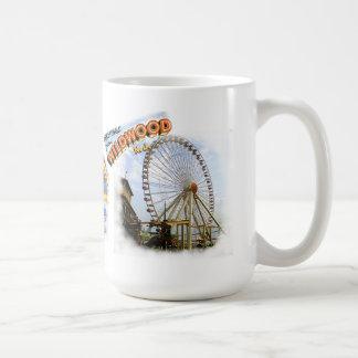 Oerwoud, de Promenade van New Jersey Koffiemok
