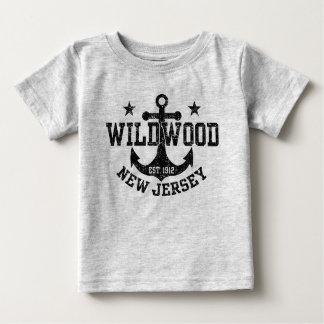 Oerwoud New Jersey Baby T Shirts