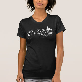 Off-road Vrouwen - Gedrukte Witte Voorzijde T Shirt
