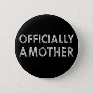 Officieel een moeder ronde button 5,7 cm