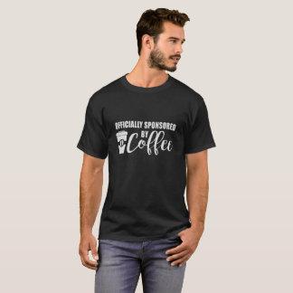 Officieel Gesponsord door Koffie T Shirt