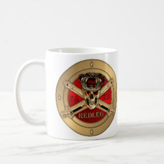 Officieel Logo Redleg - FA Aangeworven Koffiemok