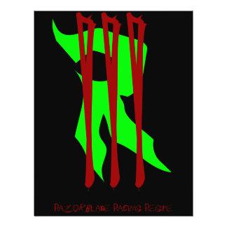 Officieel Logo RIII Fullcolor Folder