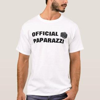 OFFICIEEL Overhemd PAPARAZZI T Shirt