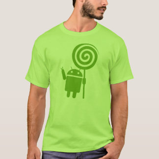 Officiële Androïde Lolly T Shirt