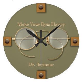 Oftalmoloog, Optometrist, de Bril van de Opticien Grote Klok
