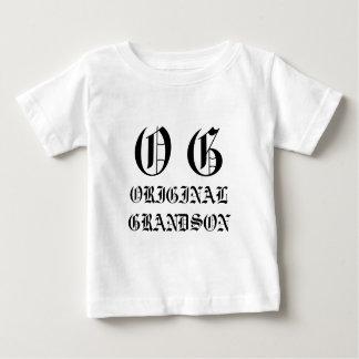 OG - de Originele Kleinzoon! Baby T Shirts