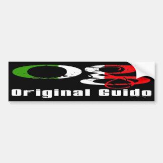 OG - Originele Guido Bumpersticker