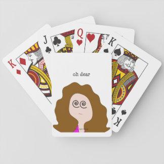 oh beste Gigi de speelkaarten van het Heelal