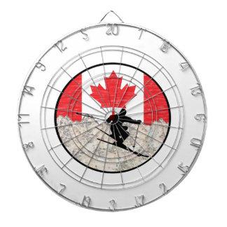 Oh Canada Dartbord