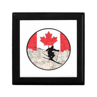 Oh Canada Decoratiedoosje
