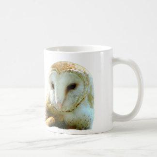 Oh de Knappe Uil van de Schuur Koffiemok