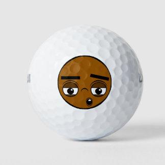Oh Gezicht Golfballen