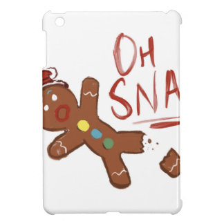 Oh het Onverwachte Man van de Peperkoek iPad Mini Covers