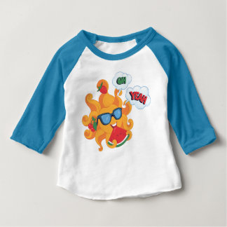 Oh! Ja! het is de zomer Baby T Shirts