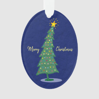 Oh! Kerstboom Ornament