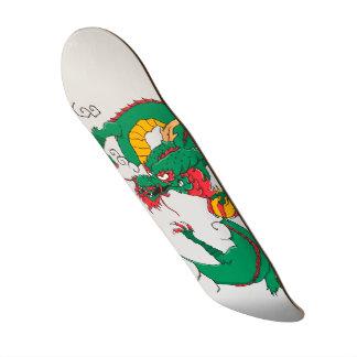 Oh Mijn Draak! 19,7 Cm Skateboard Deck