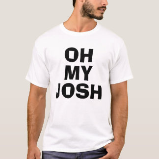 Oh Mijn Mannen T-shirt Josh