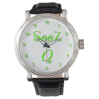 Oh sooZ-Q Horloge