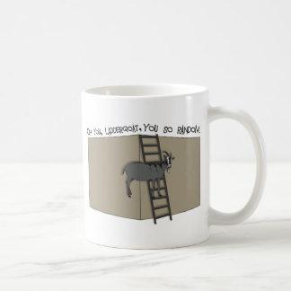 Oh u, LadderGoat, zo Willekeurig u Koffiemok