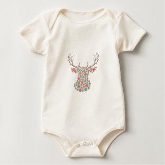 Oh Zoete Herten Baby Shirt