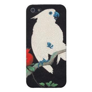 Ohara Shoson, Kaketoe en Granaatappel ukiyo-e iPhone 5 Case