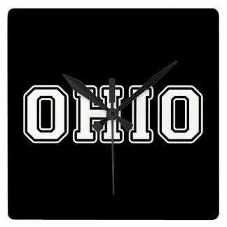 Ohio Vierkante Klok