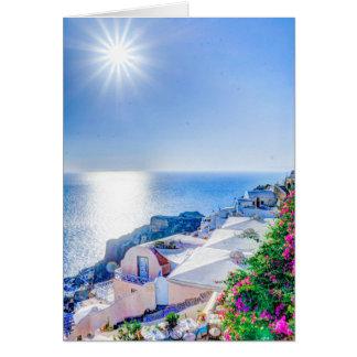 oia-417822 oia het eilandzee van Griekenland van Briefkaarten 0