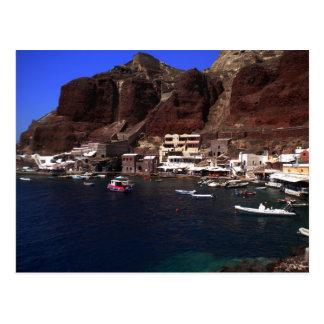 Oia Santorini Griekenland Briefkaart