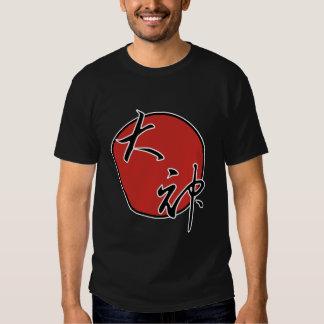 Okami - grote god t-shirts