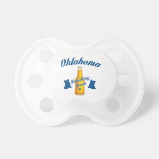 Oklahoma dat team drink fopspeen