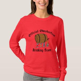 Oktoberfest die van officiële Vrouwen T-shirt