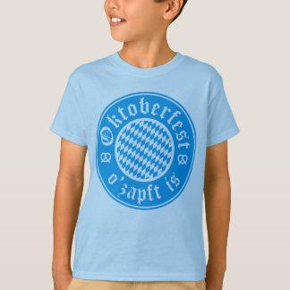 Oktoberfest O'zapft is de Beierse T-shirt van