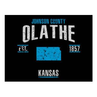 Olathe Briefkaart