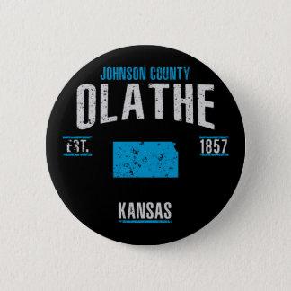 Olathe Ronde Button 5,7 Cm