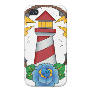 Old school tattoo iPhone case iPhone 4/4S Cover