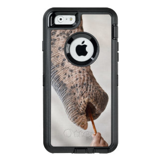 Olifant OtterBox Defender iPhone Hoesje
